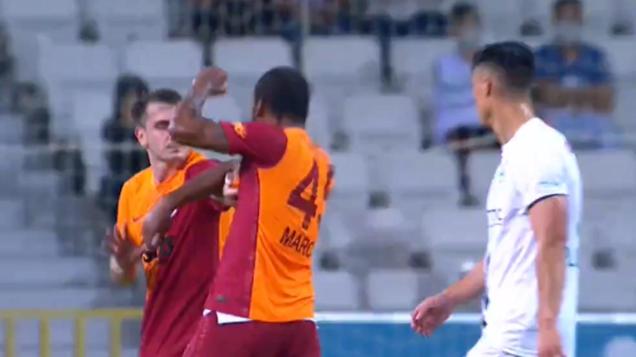 Tahkim Kurulu sahada takım arkadaşına saldıran Marcao'nun 8 maçlık cezasını onayladı