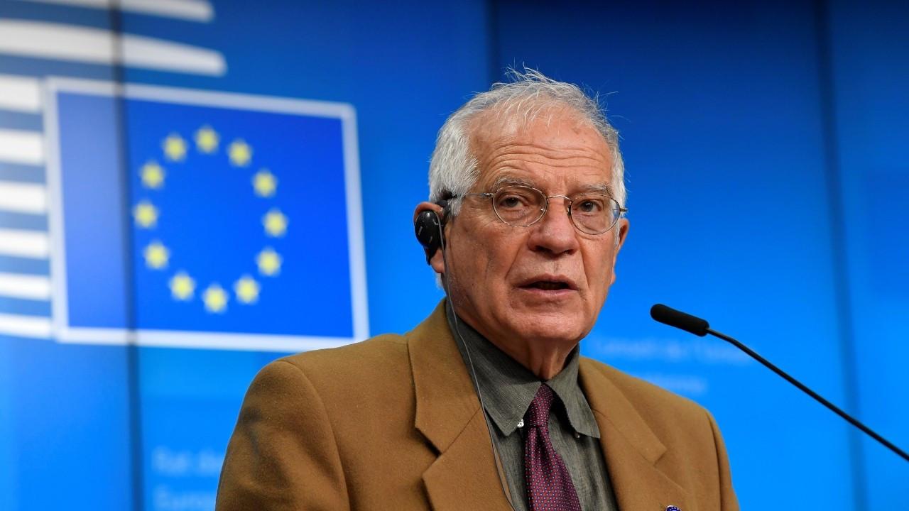 Borrell: Taliban, savaşı kazandı, onlarla konuşmamız gerekiyor