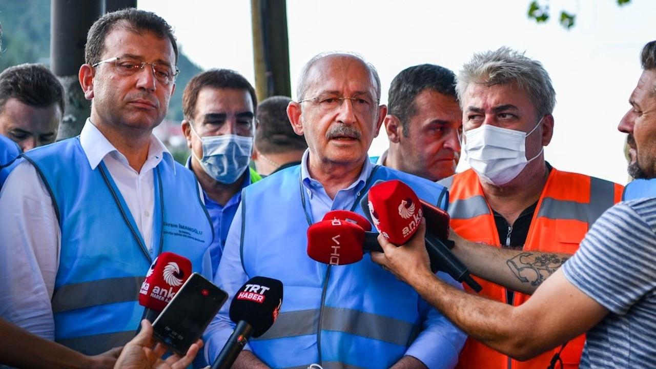 Kılıçdaroğlu'ndan farklı partilerden 165 belediyeye teşekkür mektubu