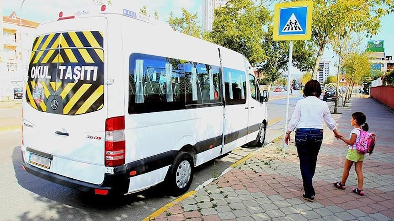 Ankara'da okul servisi ücretine yüzde 15 zam