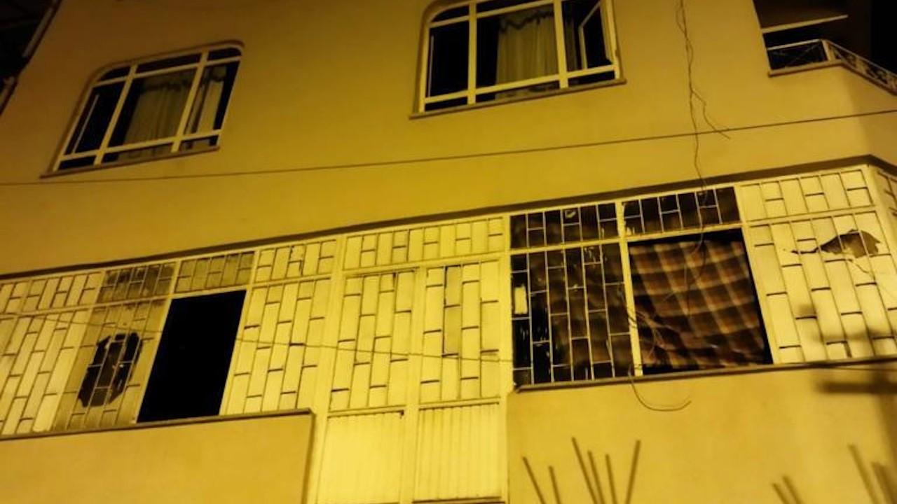 Van'da iki daireden 115 kaçak göçmen çıktı