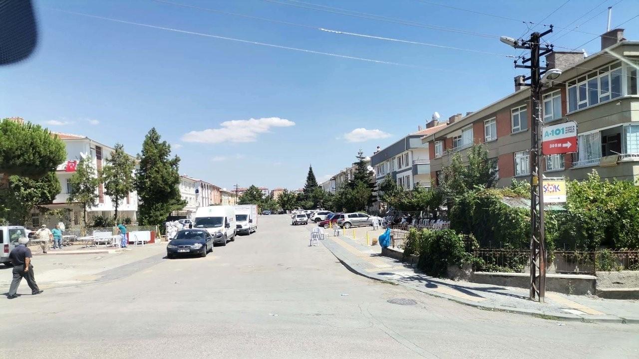 Ankara'da baba oğula silahlı saldırı