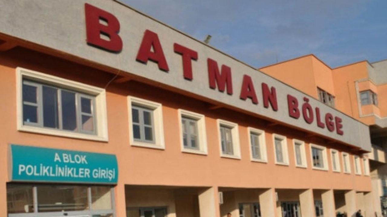 Haftalık Covid-19 rakamları: Batman ilk sırada