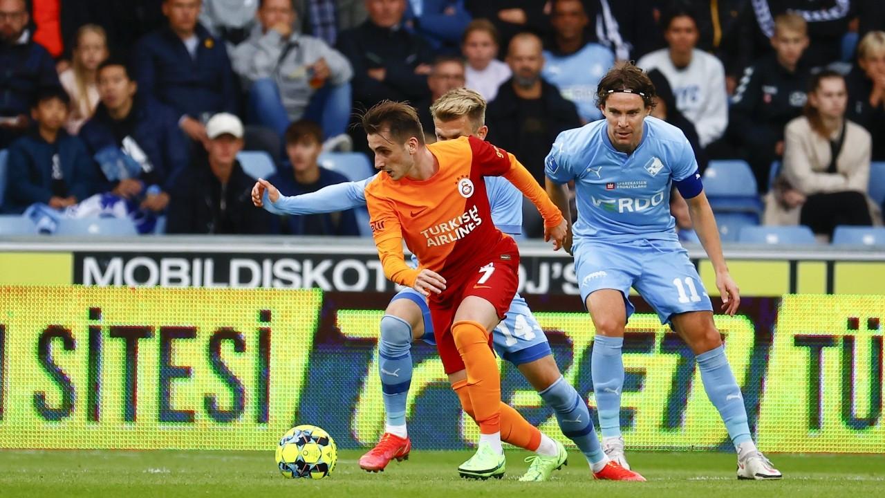 Galatasaray, UEFA Play-Off ilk maçında Randers ile 1-1 berabere kaldı