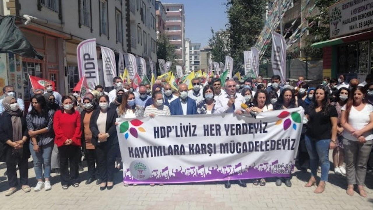 HDP'li Beştaş: Türkiye artık bir kayyım cumhuriyetine dönüştürüldü