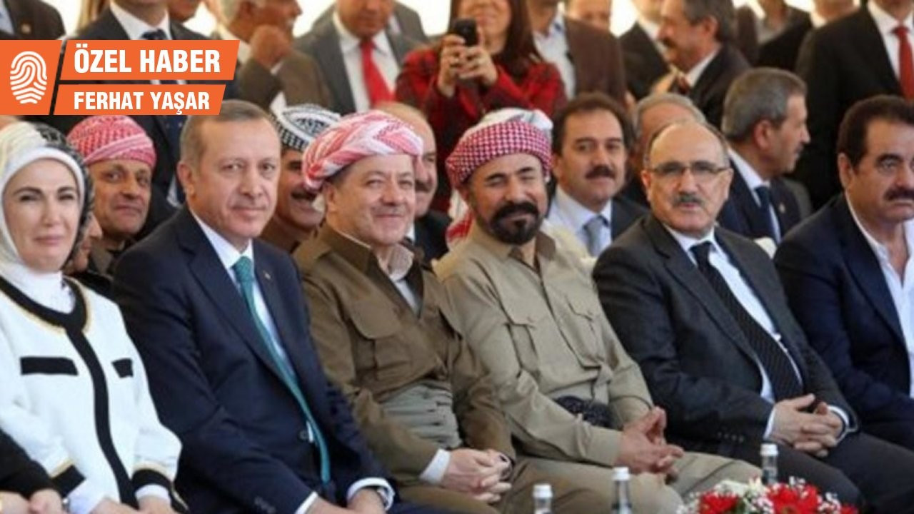 'Çözüm Süreci, Kürtler Arap Baharı'ndan etkilenmesin diye başladı'
