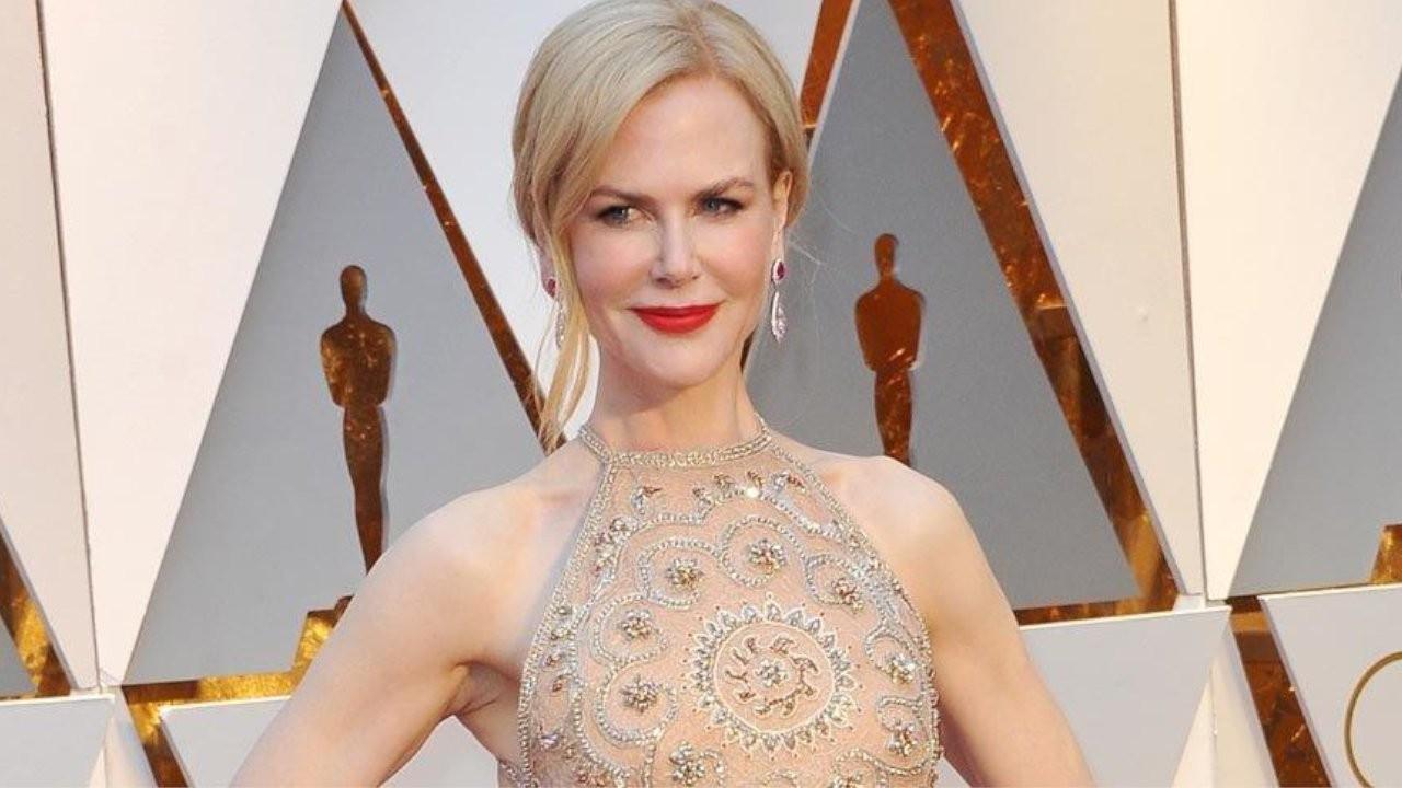 Covid-19 kurallarına uymayan Nicole Kidman'a tepki