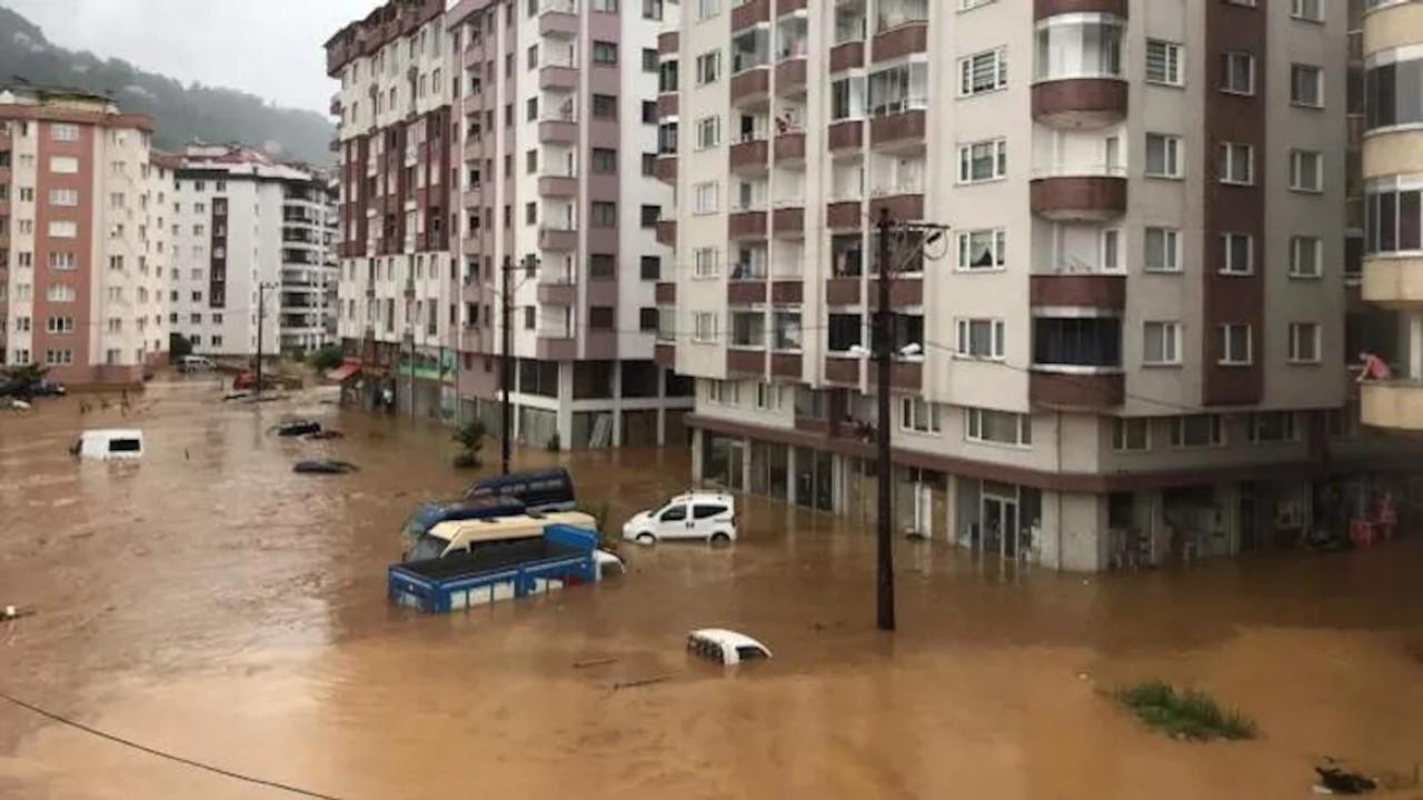 Rize'deki sel bölgelerinde TOKİ için acele kamulaştırma kararı