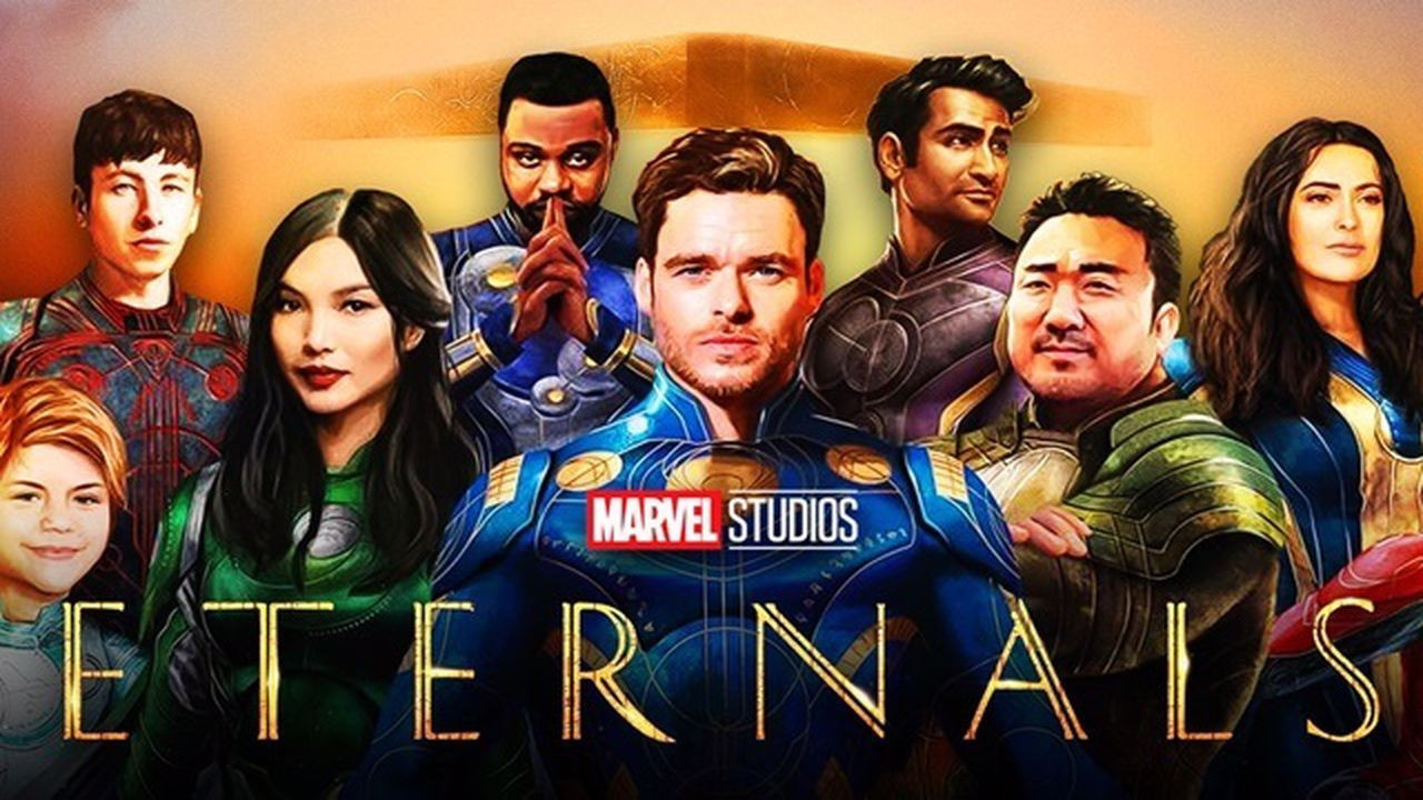 Marvel filmi Eternals'ın final tanıtımı yayınlandı