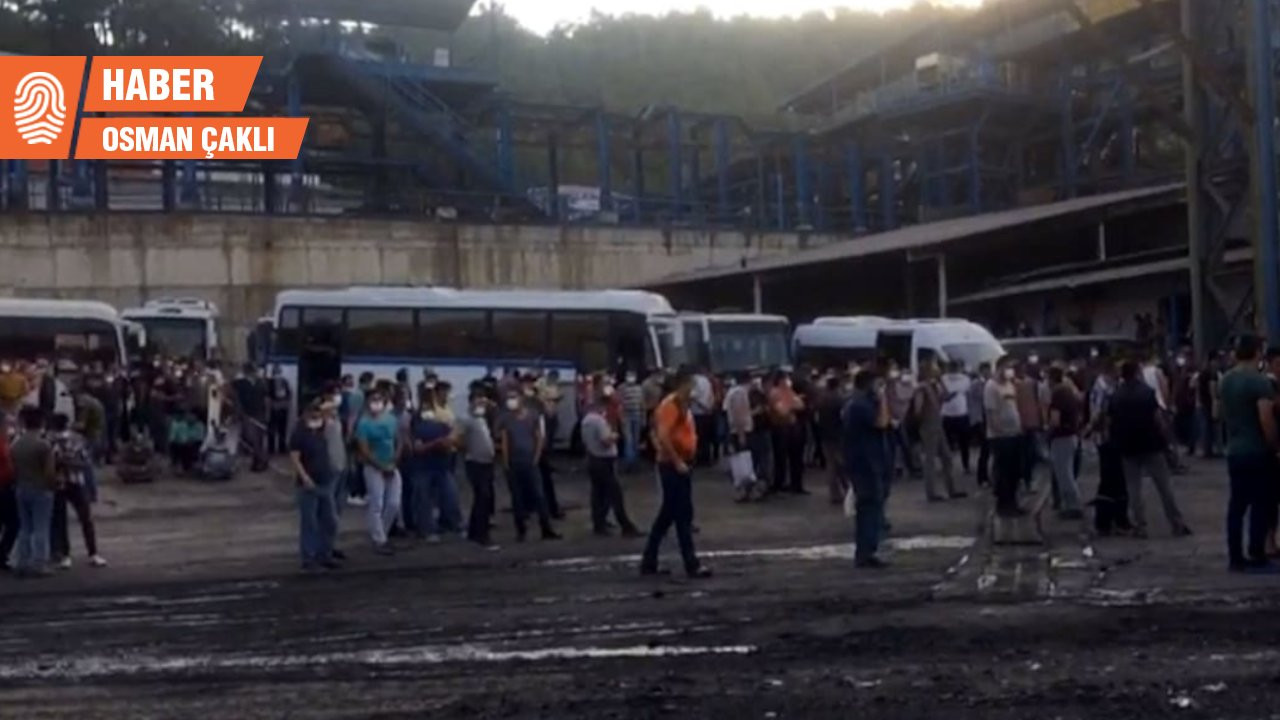 İş bırakan maden işçileri: Baskı, mobbing ve haksız cezalar son bulsun