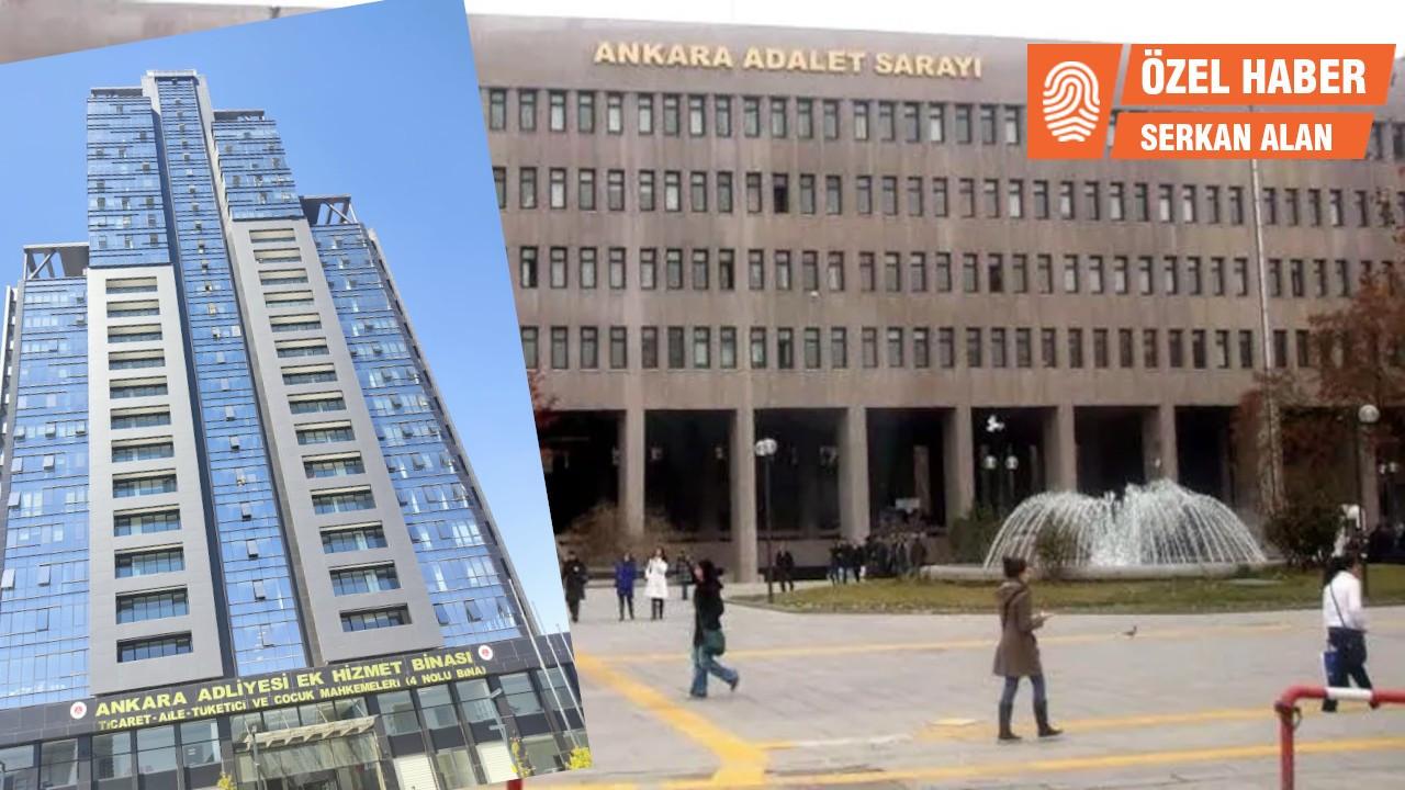Ankara'nın 'bölünmüş' adliyeleri: Adalet asansör sırasına takılıyor
