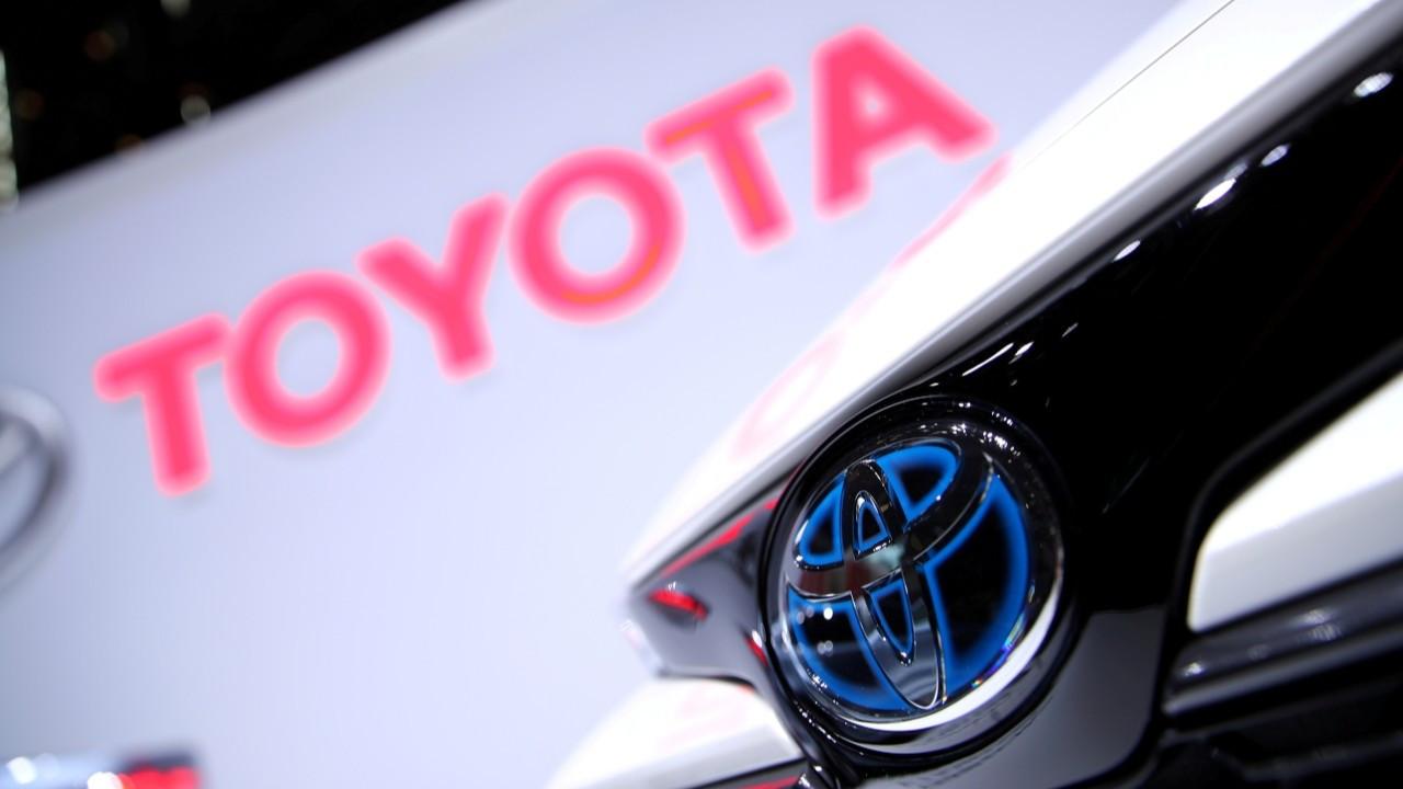 Toyota Motor üretimi durduruyor