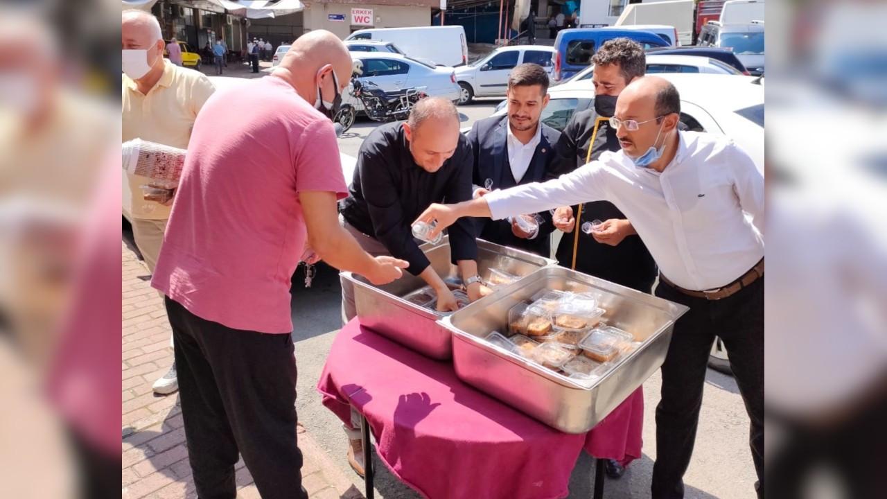 Cumhur İttifakı'nda aşure krizi: BBP'nin aşure dağıtımı engellendi