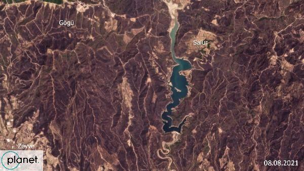 Greenpeace yanan alanların uydu görüntülerini paylaştı - Sayfa 4