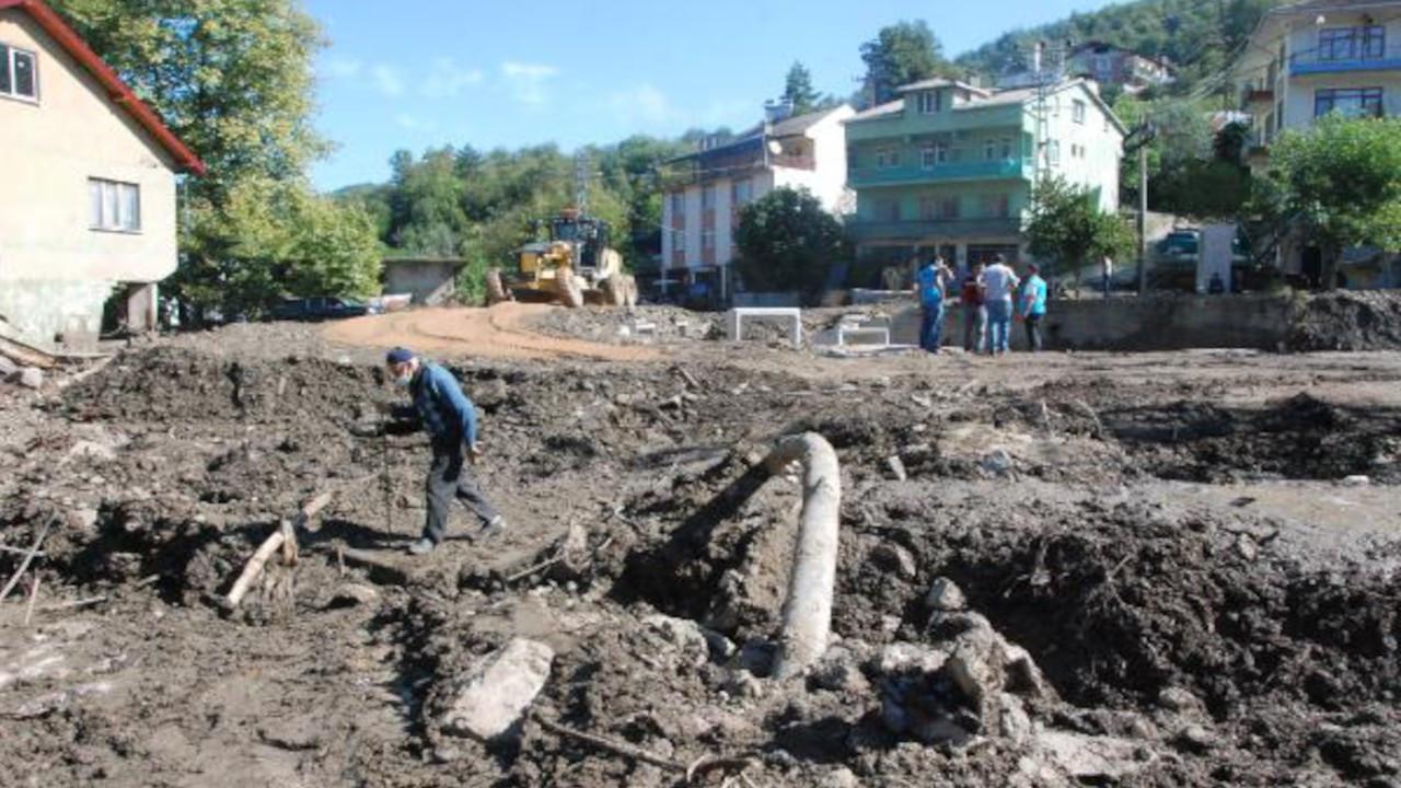 Bartın'da hasar tespit çalışmaları bitti: 23 milyon 107 bin 924 lira