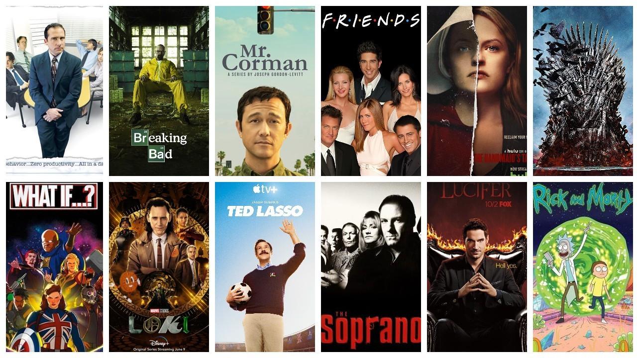 IMDb'ye göre ağustos ayının en popüler 30 dizisi