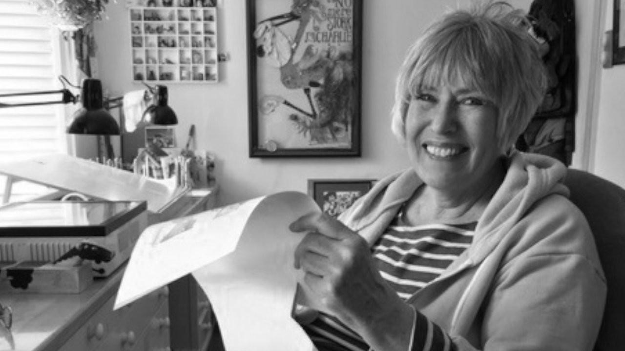 Yazar Jill Muphy öldü
