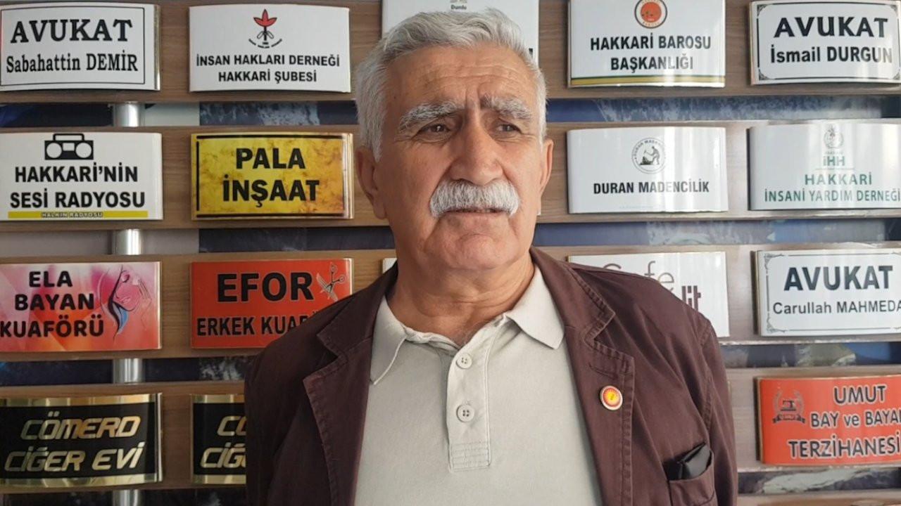 PSK Genel Başkanı Tek: Amacımız ortak bir Kürt siyaseti oluşturmak