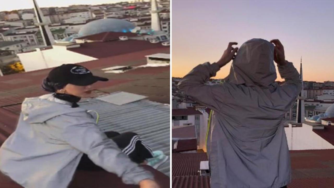Tiktok için video çekerken çatıdan düşerek öldü
