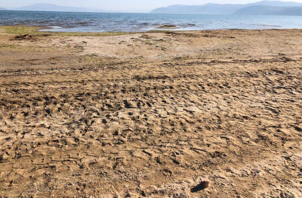 Eğirdir Gölü'nde çekilme 50 metreyi aştı, iskeleler havada kaldı - Sayfa 3