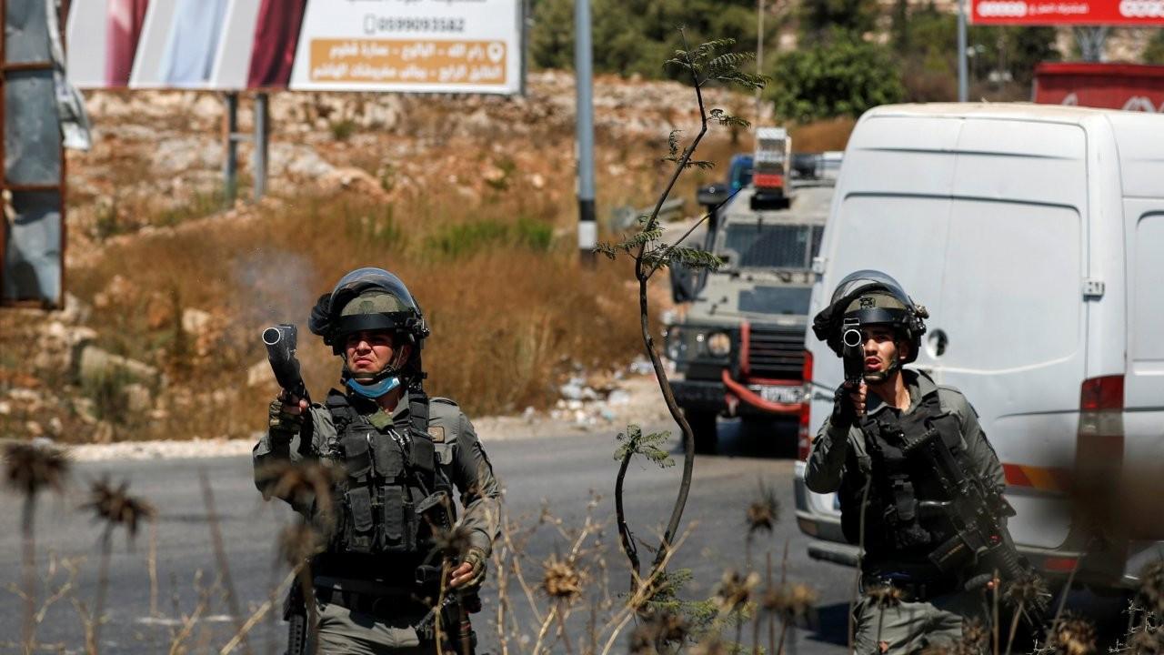 İsrail ordusu Filistinlilere saldırdı: 22'si çocuk 41 kişi yaralandı