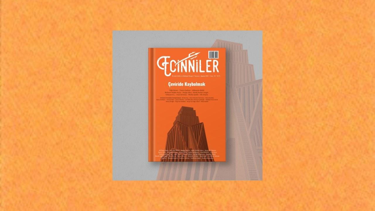 Ecinniler'in 10. sayısı yayımlandı