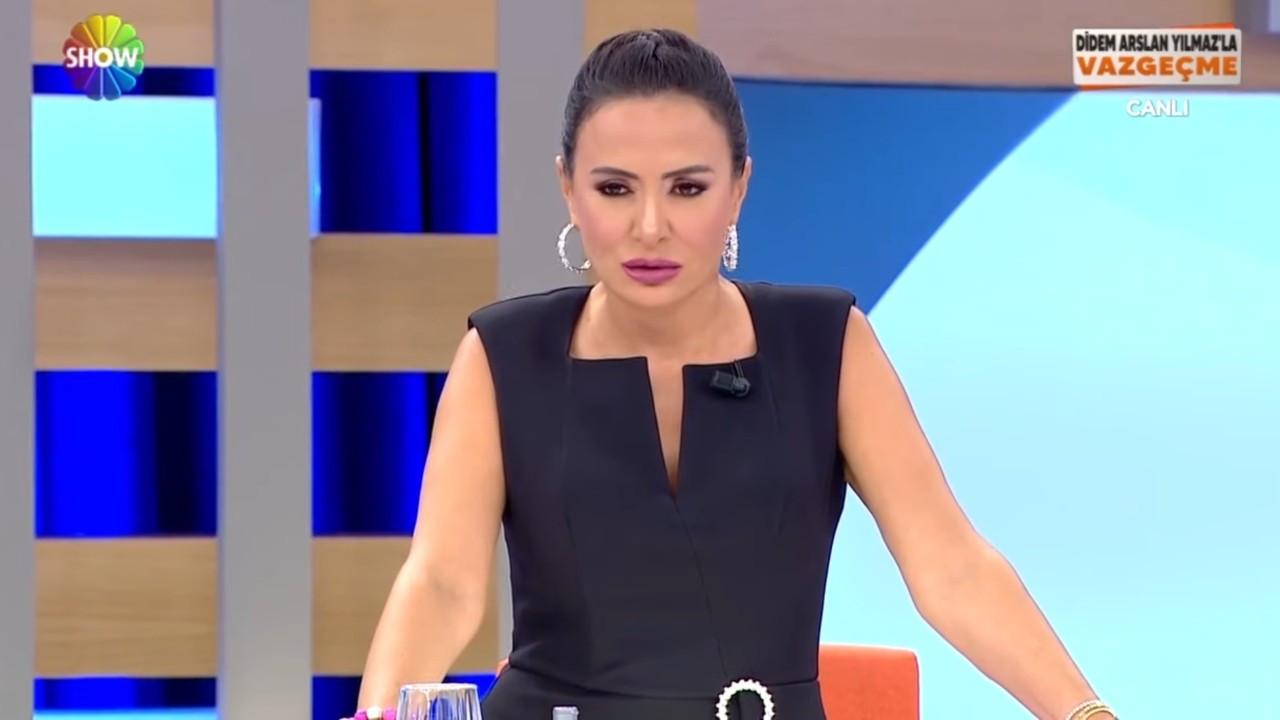 Didem Arslan Yılmaz'dan Kürtçe konuşan konuğa engelleme: Burası Türkiye Cumhuriyeti