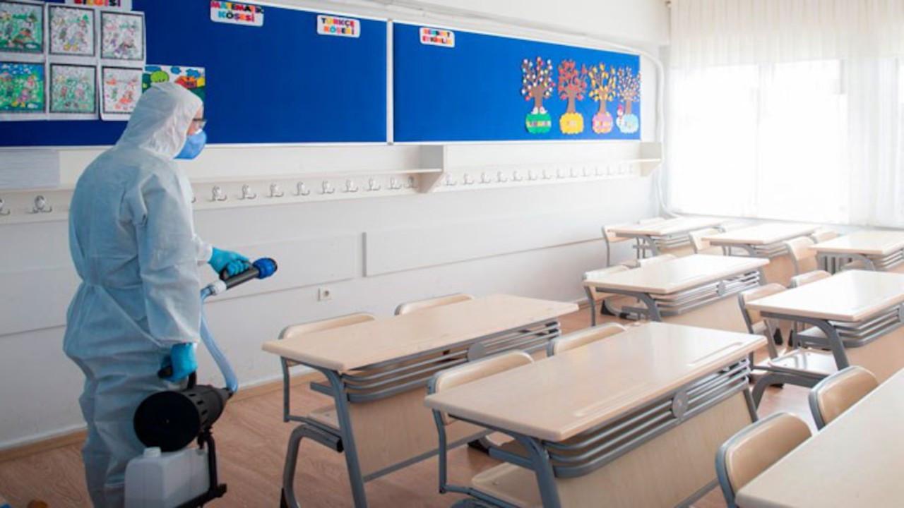 Yüz yüze eğitimde okullarda alınacak önlemler açıklandı