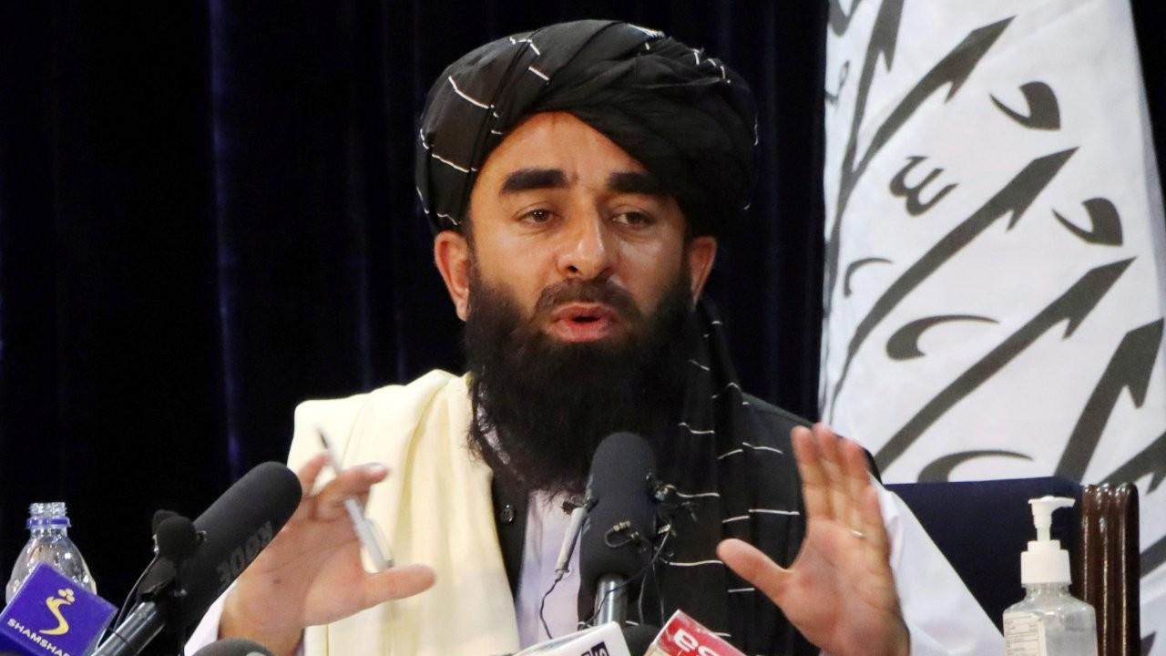 Taliban: Afganistan'dan tahliyeler 31 Ağustos'a kadar tamamlanmalı