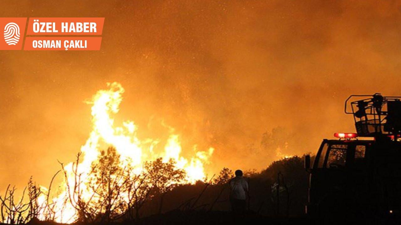 Yangında evleri hasar gören köylüler borçlandırma senedine tepkili