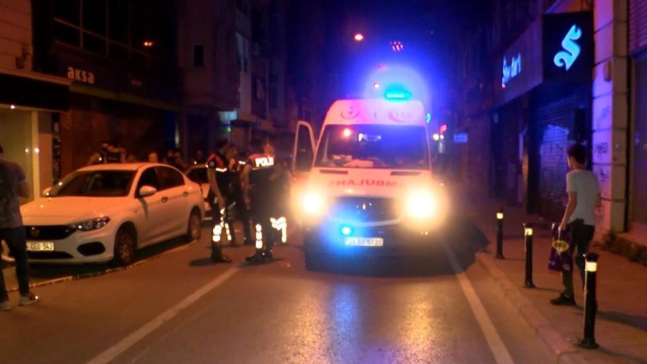 Beyoğlu'nda otele silahlı saldırı