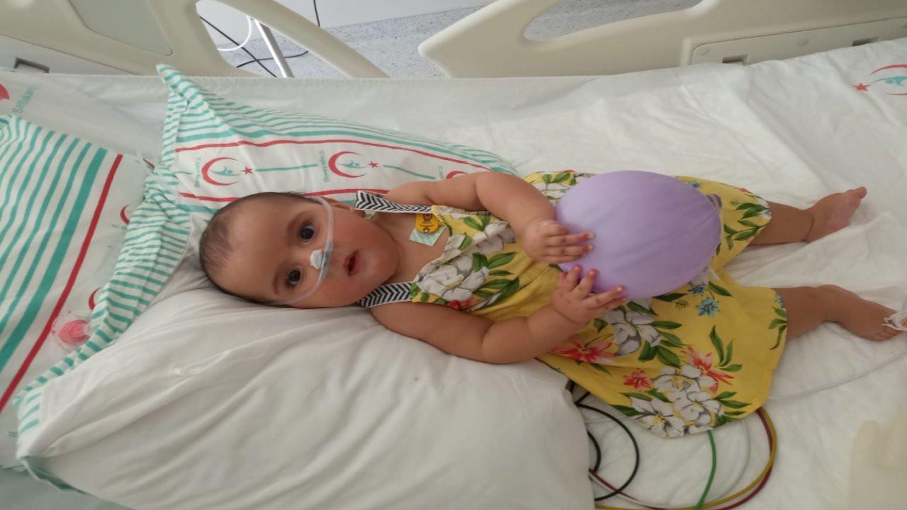 SMA hastası bebek kampanyasının onaylanmasını bekliyor