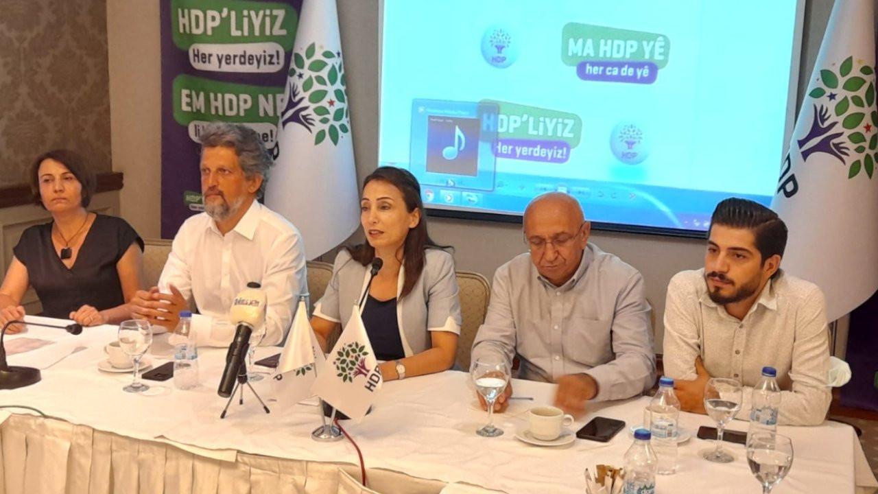 Paylan: Başımıza gelenlerin yüzde 1'i AKP'de olsa dağılırlar