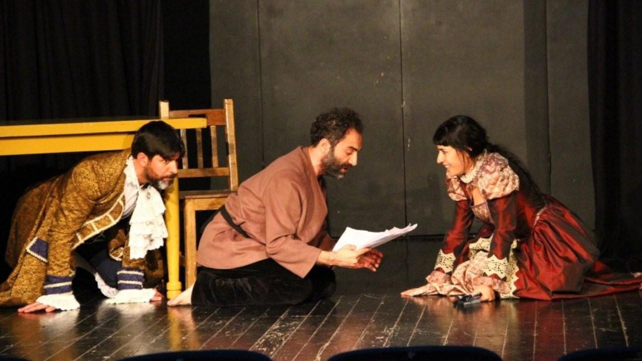 Amed Şehir Tiyatrosu'ndan ücretsiz atölyeler