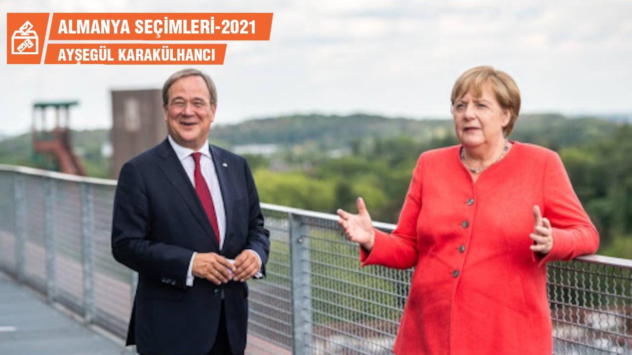 Almanya'nın kurucu partisi CDU'nun 16 yıllık iktidarı bitiyor mu?