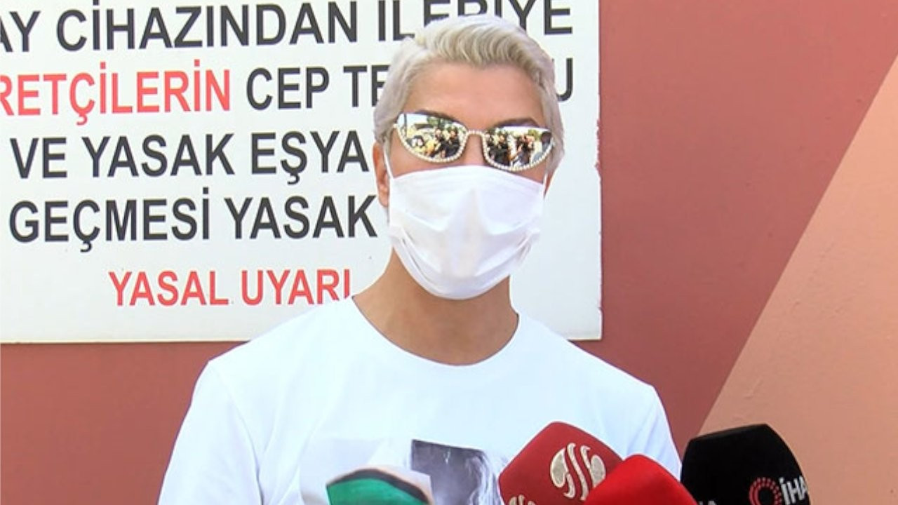 Üç günlük hapisten çıkan Deniz Akkaya, FETÖ iddiasında bulundu