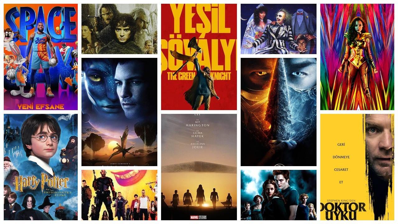 IMDb'ye göre en popüler 50 fantastik film