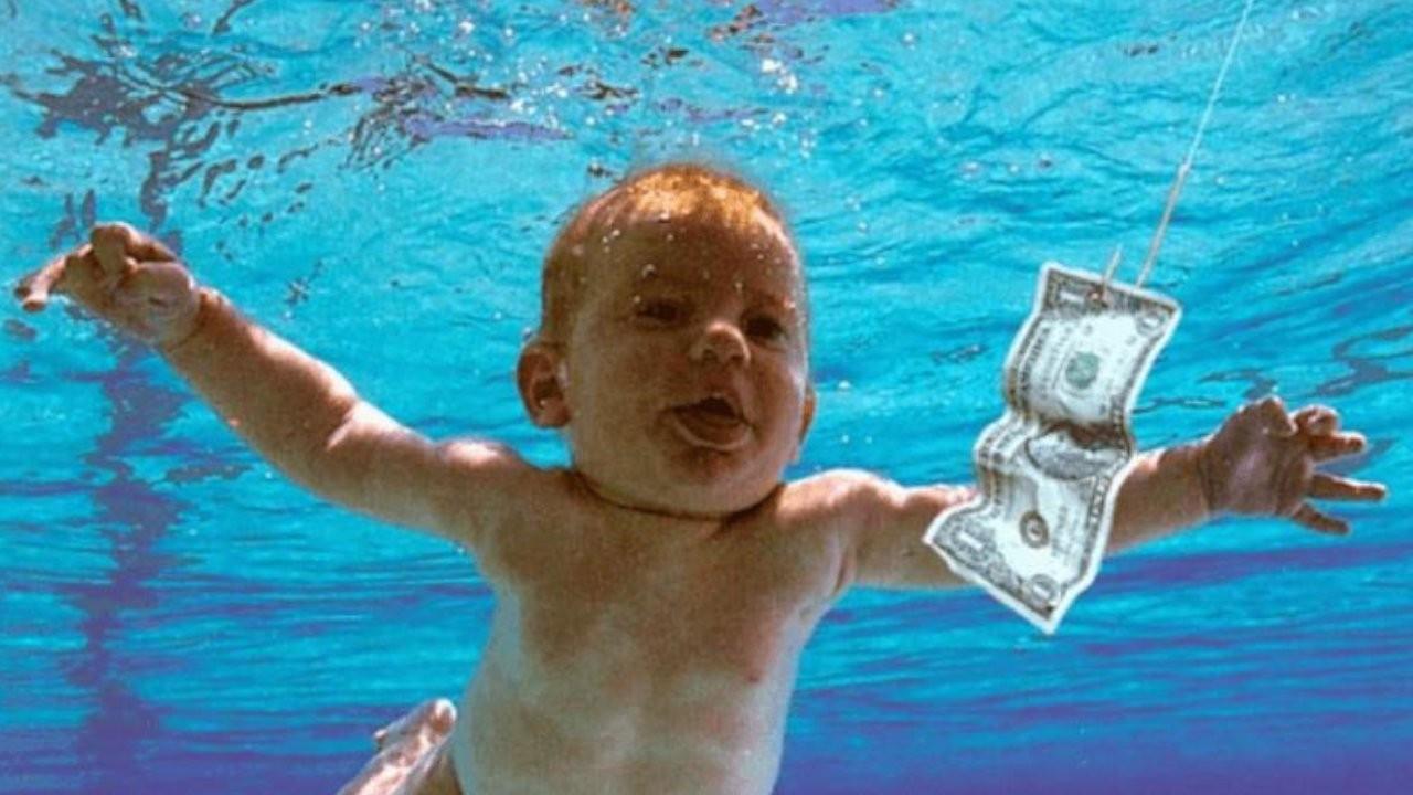 Nirvana albüm kapağındaki bebek, Nirvana'ya dava açtı