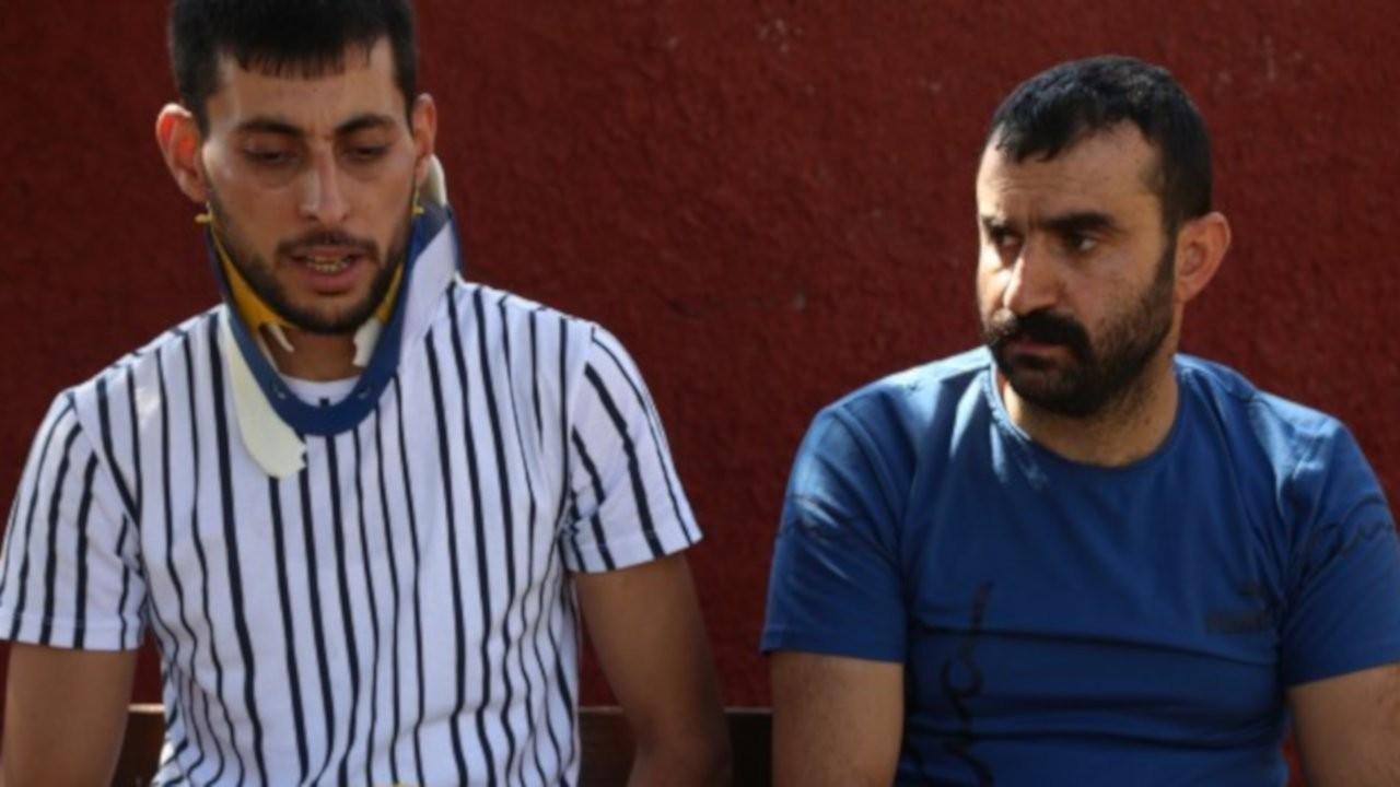 Darp edilen pazarcılar: Turgut Altınok önce kendisi yumruk attı, sonra dövdürdü