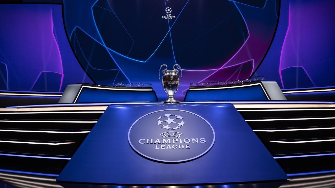 Şampiyonlar Ligi'nde günün programı
