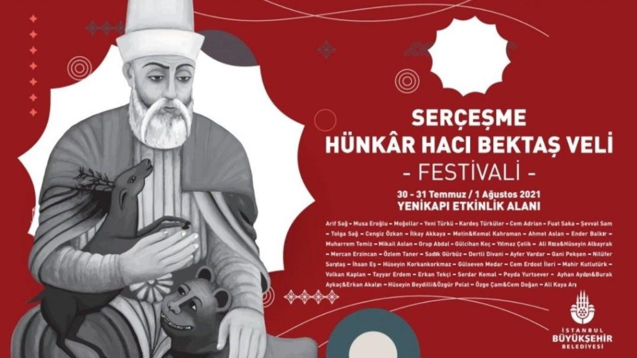 Serçeşme Hünkâr Hacı Bektaş Veli Festivali, 27 Ağustos'ta başlıyor