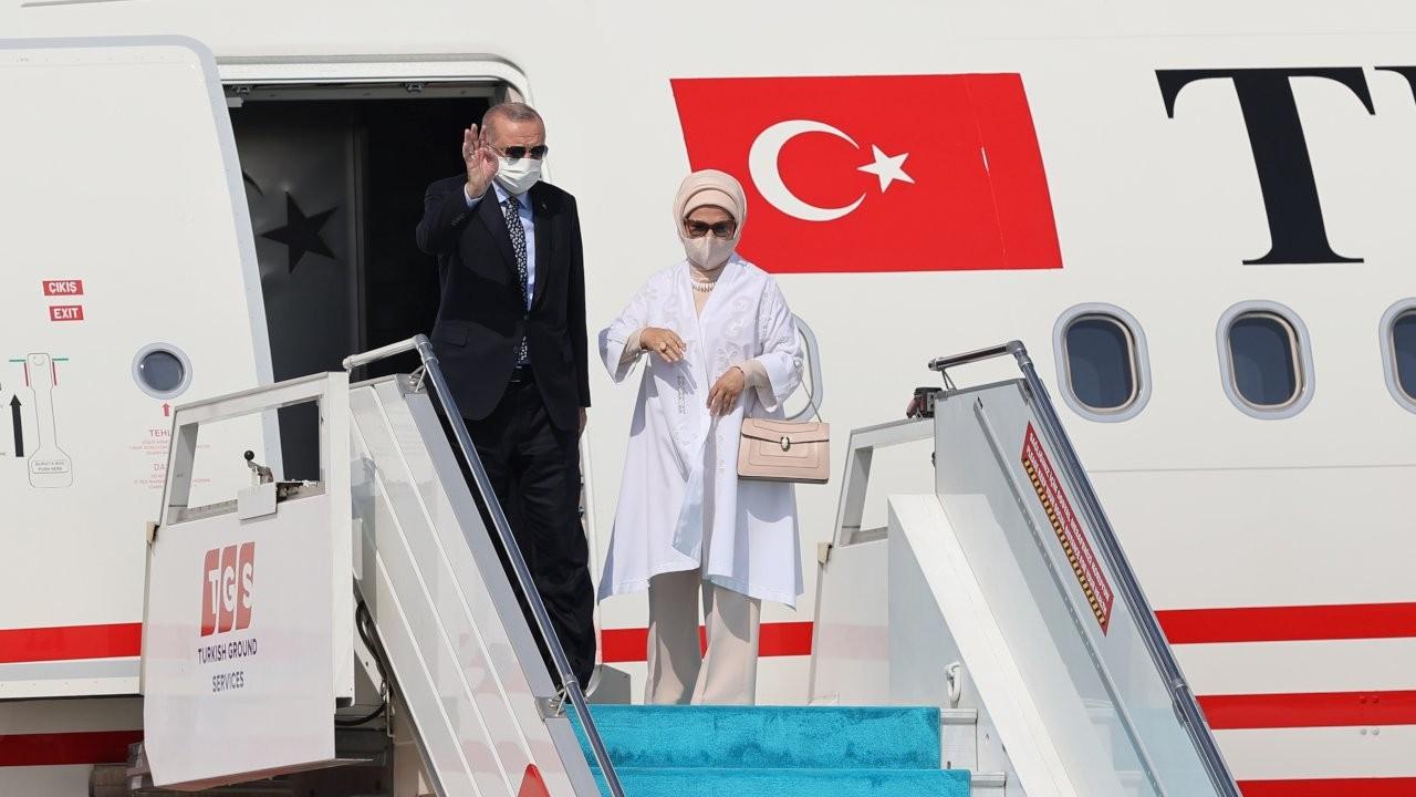 Erdoğan'dan Afrika turu: Angola, Togo ve Nijerya'ya gidecek