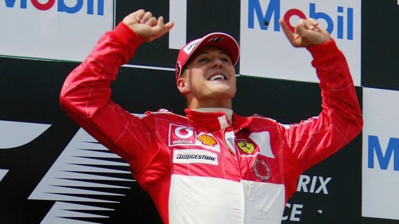 Netflix'in Schumacher belgeselinden ilk fragman