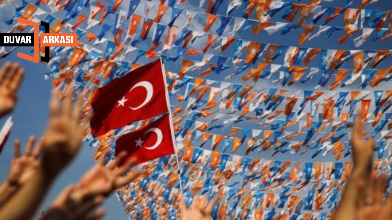 AK Parti'ye göre 'arazi'de durum iyi görünüyor