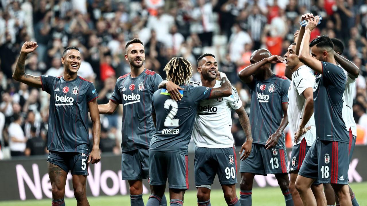 10 kişilik Beşiktaş'ın yüzünü yeni transferi güldürdü