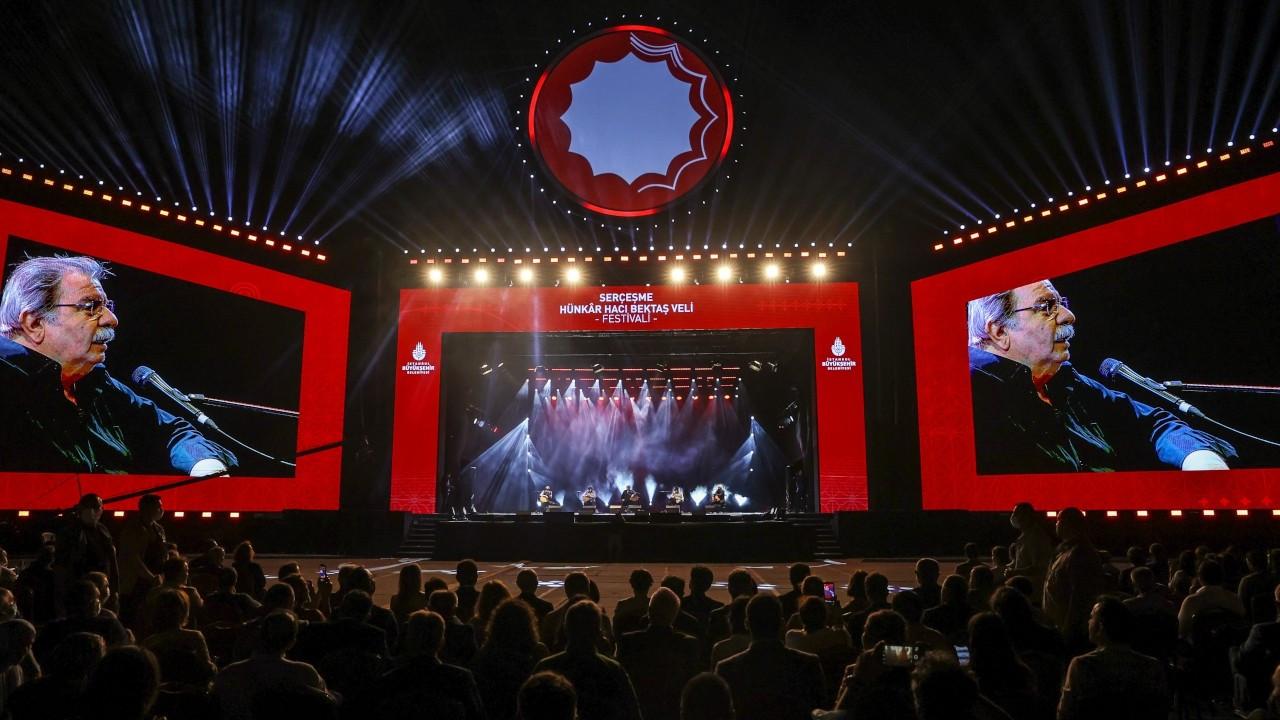 Serçeşme Hünkâr Hacı Bektaş Veli Festivali'nin ikinci günü sona erdi