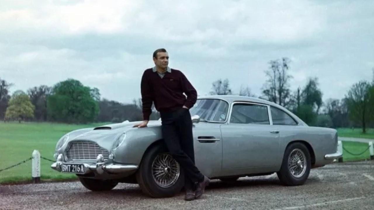James Bond'un çalınan arabası 25 sene sonra bulundu