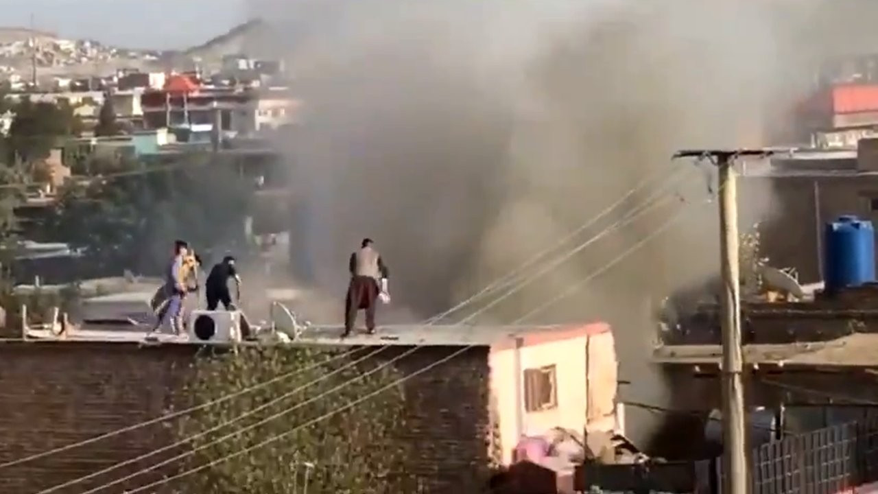 ABD'den itiraf ve özür: Kabil'deki son saldırıda ölenler sivildi