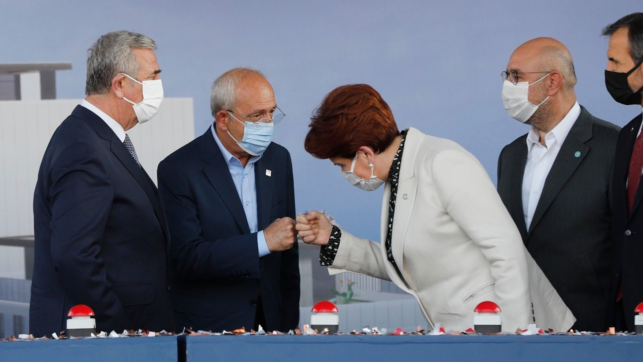 Ankara Mamak'ta 2 bin 103 konutun temeli atıldı