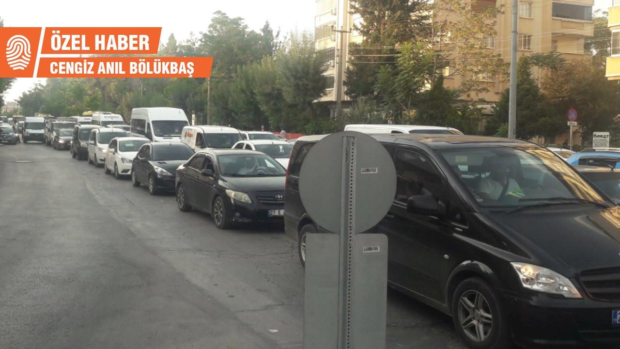 Gaziantep'te trafik çilesi: Yoğunluk azalmadıkça sorun çözülmez